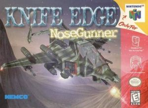 Knife Edge - Nose Gunner ROM