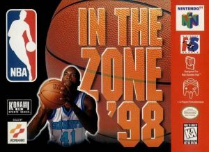 NBA In The Zone '98 ROM