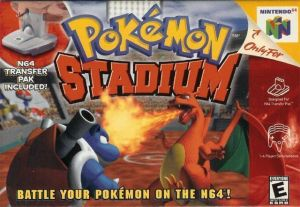 Pokemon Stadium (V1.1) ROM