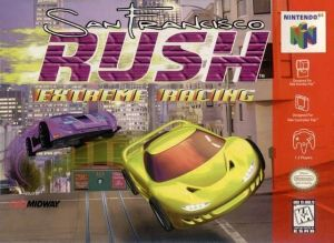 San Francisco Rush - Extreme Racing ROM