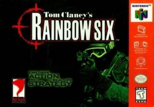 Tom Clancy's Rainbow Six ROM