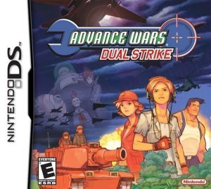 Advance Wars Dual Strike Rom Download For Nintendo Ds Usa