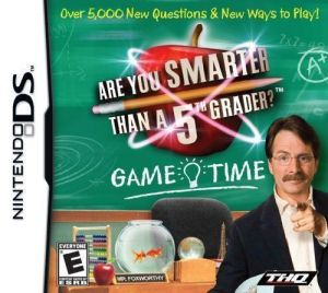 Are You Smarter Than A 5th Grader - Game Time (Trimmed 247 Mbit)(Intro) ROM