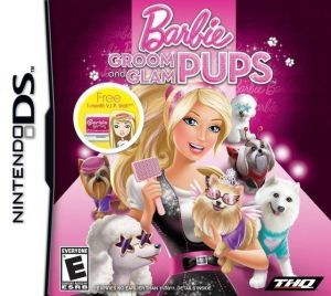 Barbie - Groom And Glam Pups ROM