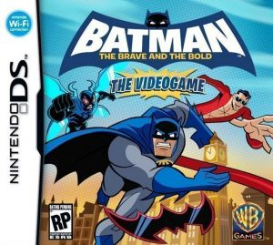 Batman - The Brave And The Bold - The Videogame ROM