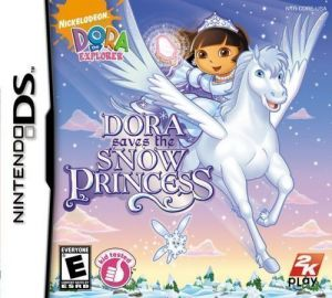 Dora The Explorer - Dora Saves The Snow Princess (EU) ROM