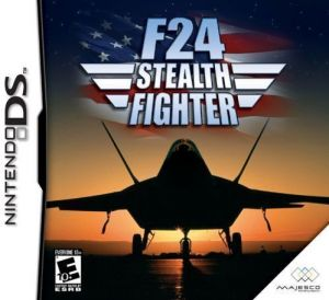 F-24 Stealth Fighter ROM