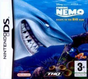Finding Nemo - Escape To The Big Blue (Sir VG) ROM