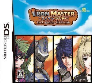 Iron Master - The Legendary Blacksmith (JP)(2CH)
