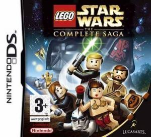 Lego Star Wars The Complete Saga Rom Download For Nintendo Ds Europe