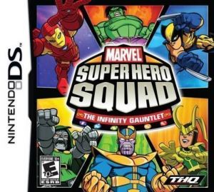 Marvel Super Hero Squad - The Infinity Gauntlet ROM