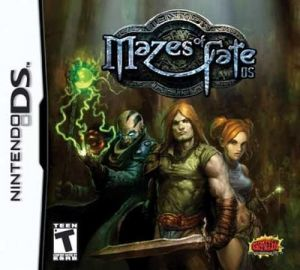 Mazes Of Fate DS ROM