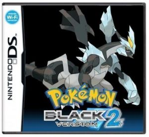 Pokemon - Black Version 2 (frieNDS) ROM