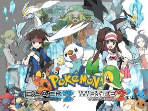 Pokemon Black White 2[friends] ROM ROM