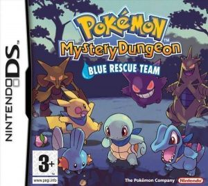Pokemon Mystery Dungeon - Blue Rescue Team (Supremacy) ROM