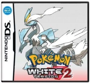 Pokemon - White Version 2 (frieNDS) ROM