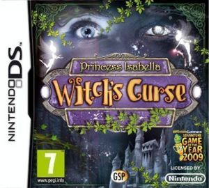 Princess Isabella - A Witch's Curse ROM