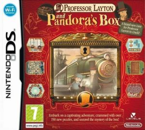Professor Layton And Pandora's Box (EU)(BAHAMUT) ROM