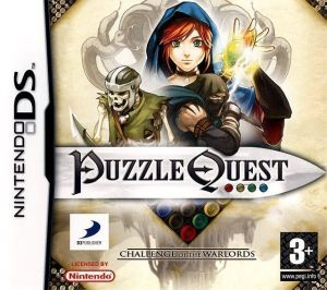 Puzzle Quest - Challenge Of The Warlords ROM