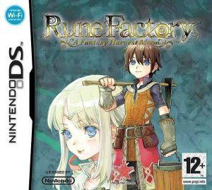 Rune Factory - A Fantasy Harvest Moon (EU) ROM