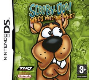 Scooby-Doo! Who's Watching Who (FireX)