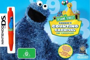 Sesame Street - Cookie's Counting Carnival - The Videogame (A) ROM