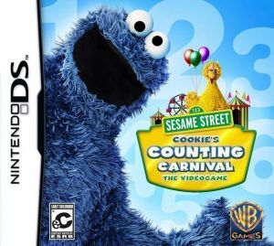 Sesame Street - Cookie's Counting Carnival ROM