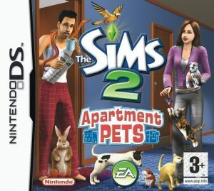 Sims 2 - Apartment Pets, The (DSRP) ROM