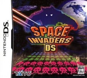Space Invaders Ds Rom Download For Nintendo Ds Japan