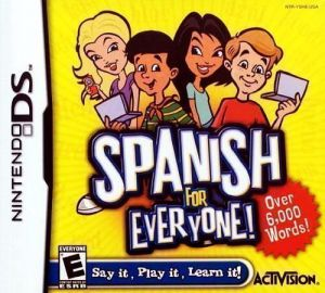 Spanish For Everyone ROM