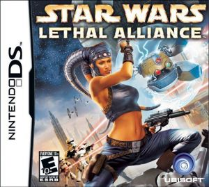 Star Wars - Lethal Alliance ROM