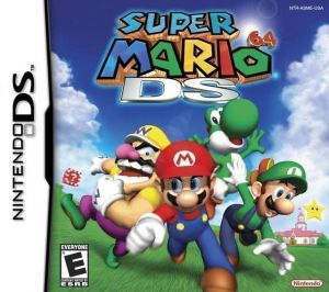 Super Mario 64 Ds Rom Download For Nintendo Ds Usa