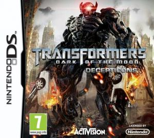 Transformers - Dark Of The Moon Decepticons ROM