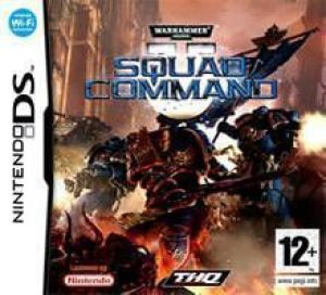 Warhammer 40,000 - Squad Command (GRN) ROM