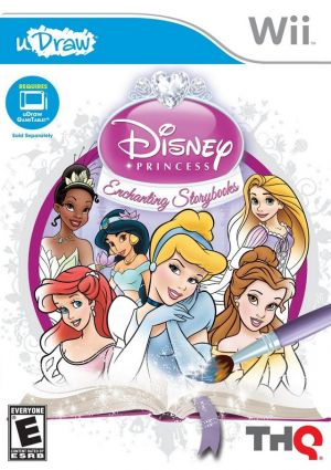 Disney Princess - Enchanting Storybooks ROM
