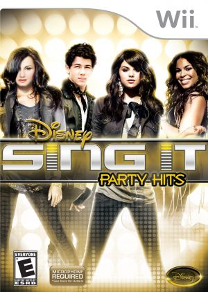Disney Sing It - Party Hits ROM