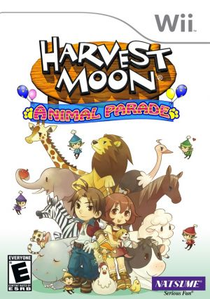 Harvest Moon Animal Parade Rom Download For Nintendo Wii Usa