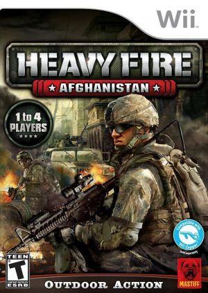 Heavy Fire - Afghanistan ROM