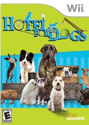 Hotel For Dogs ROM