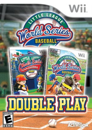 Little League World Series Baseball - Double Play ROM