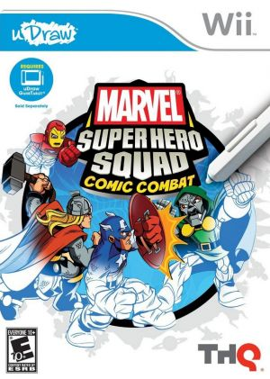 Marvel Super Hero Squad - Comic Combat ROM