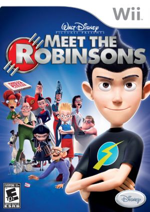 Meet The Robinsons ROM