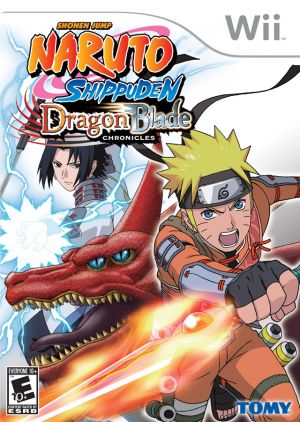 Naruto - Dragon Blade Chronicles ROM