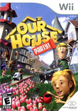 Our House Party Rom Download For Nintendo Wii Usa