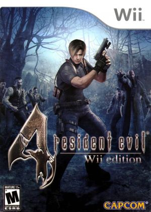 Resident Evil 4 Rom Download For Nintendo Wii Usa