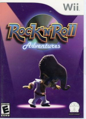 Rock 'N' Roll Adventures ROM