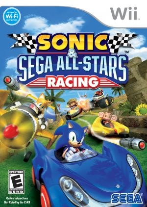 Sonic & SEGA All-Stars Racing ROM