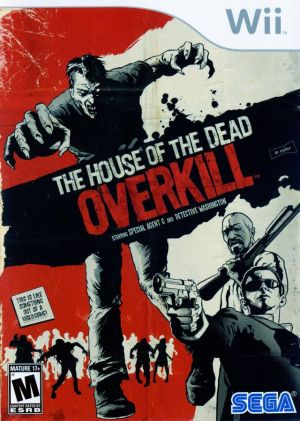 The House Of The Dead Overkill Rom Download For Nintendo Wii Usa