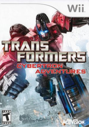 Transformers - Cybertron Adventures ROM