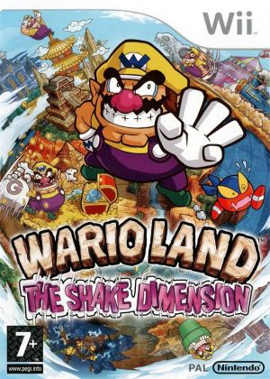 Wario Land - The Shake Dimension ROM